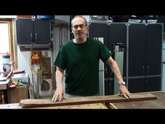 Hand or Power - Squaring Rough Lumber - Power Tool Method Power Tools, Hand Tools, Hands, Wood, Electrical Tools, Woodwind Instrument, Timber Wood, Trees