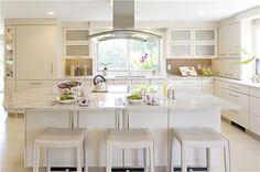 Contemporary (Modern, Retro) Kitchen by Dawn Williams