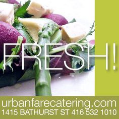 #urbanfarecatering Fresh Rolls, Catering, Social Media, Ethnic Recipes, Projects, Food, Log Projects, Meal, Catering Business