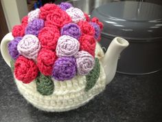 A Crochet Tea Cosy fit for a Kerry Woman - The Busy Mamas