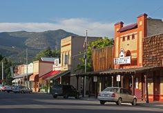 Downtown Paonia, Colorado