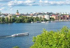 Sightseeing, utflykter & matkryssningar i Stockholm