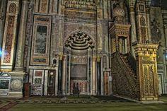 مسجد الرفاعي Old Cairo