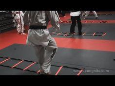 Speed Agility Training for Taekwondo - YouTube
