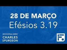 Voltemos Ao Evangelho | 28 de Março – Devocional Diário CHARLES SPURGEON