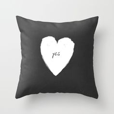 yes! Throw Pillow