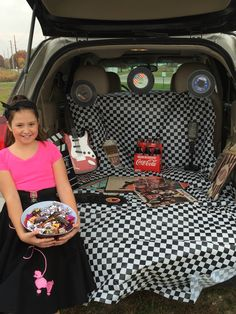 50's themed trunk or treat
