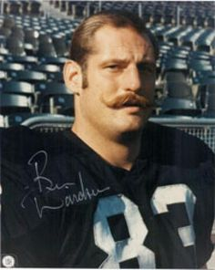 Ben Davidson, who played for the Raiders in the died this week at age I met him once. He was rode a motorcycle, and had the NFL's best ever mustache. Raiders Players, Nfl Football Players, Sport Football, Football Memes, Nfl Sports, Oakland Raiders Football, Pittsburgh Steelers, Dallas Cowboys, Raiders Baby