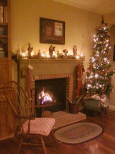 Keeping Room at Christmas