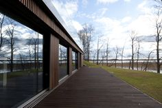 Thermory®, Thermo-Treated Ash Cladding, Architecture, Timber, Quality, Home, Wood