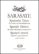 Spanish Dances - Volume 4 - Jota Navarra Op. 22 No. 2 Violin and Piano