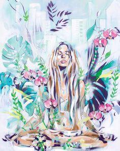 art by Hannah Adamaszek: https://bohemiandiesel.com/shop/hannah-adamaszek/