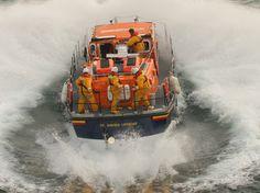 St Davids ALB Lifeboat Search And Rescue, Coast Guard, Sculpture Art, Pilot, Fire, Ship, Pilots, Ships