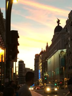 Madrid New York Skyline, Madrid, Times Square, City, Travel, Voyage, Viajes, Traveling, Trips
