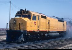 RailPictures.Net Photo: MILW 1 Milwaukee Road EMD FP45 at Bensenville, Illinois by David Hawkins