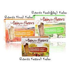 Le pain des Fleurs ;gluten,yumurta, yağ,aroma, süt ürünleri ve maya içermeyen kıtır kıtır atıştırmalık lezzetimiz..!