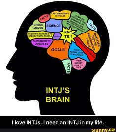 I love INTJs. I need an INTJ in my life.< Right here for you, but we're few and far between.