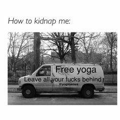 Tips And Techniques For bikram yoga for beginners Yoga Jokes, Yoga Puns, Yoga Meme, Yoga Humor, Funny Yoga, Workout Memes, Gym Memes, Memes Humor, Funny Humor