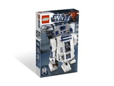 R2-D2 10225 Nº of Pieces: 2127 Year: 2012