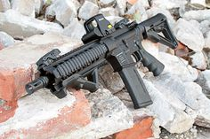 7 Reasons Why Owning An AR-15 Pistol Is Totally Worth It - Reason #3 Converting an AR-15 Pistol Into an SBR is Simple