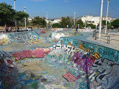 skate-parks-in-the-world-8-coolest-best-largest Marseille Skate Park, France