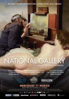 National gallery. #Recensione di Claudia Romito per #cinemio #PercorsiUpArte. #clicca!
