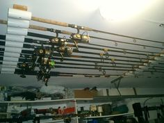 My grandfather would have loved this for his fishing rods!!!