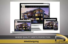 Web Designing is an art and we excel at It!  Design Domain company of #website #designing in #Patna gives a new identity to your brand by our excellent #web designing services.