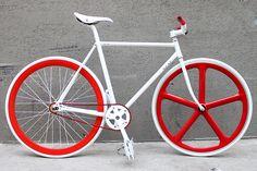 bike. @Kayla Frith