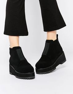 ASOS+RAFFIE+Ankle+Boots
