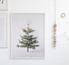 "Druck ""Baum.06"" 60x80cm von bastisRIKE auf DaWanda.com"