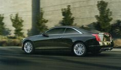 2015 Cadillac ATS Coupe II http://linkat.info/