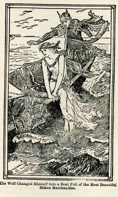 Andrew Lang's 'The Green Fairy Book' (1892)
