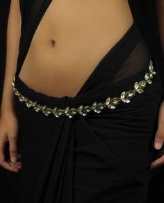 Kundan Saree Belt