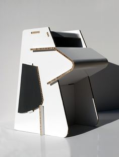 Xanita Children's furniture project by Bradley Witte, via Behance