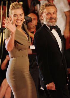 Kate Winslet Christoph Waltz