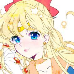 セーラーヴィーナス / 愛野美奈子 Sailor Venus / Minako Aino by 雪なみ - Sailor Moon fan art