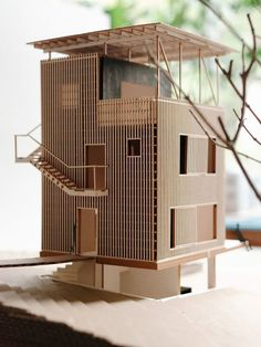 to Make An Impressive Architecture Model? Your complete guide - - Art of making architectural models -How to Make An Impressive Architecture Model? Architecture Design Concept, Architecture Drawing Plan, Architecture Model Making, Architecture Sketchbook, Architecture Collage, Minimalist Architecture, Futuristic Architecture, Layered Architecture, Le Corbusier Architecture