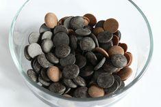 Čokoládové pecky na ganache Ganache, Dog Food Recipes, Dog Recipes