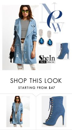 """""""Shein #10"""" by almamehmedovic-79 ❤ liked on Polyvore"""