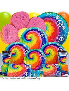 Teen Party Love & Peace   Fun Stuff To Do