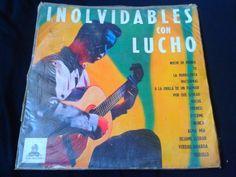 Resultado de imagen para inolvidables con Lucho Cover, Books, Truths, To Sleep, Cry, Libros, Book, Book Illustrations, Libri