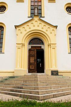 The parish church of the Evangelical Church in Vsetín