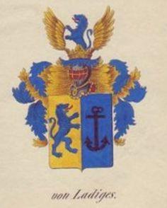 von Ladiges (Danish / German)