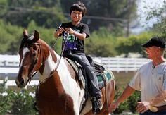 MURRIETA: P.A.L. puts kids in the saddle