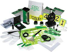 scienc csi, open idea, investig kit, birthday idea, toys r us, zchildren idea, parti idea