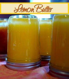 Lemon Butter http://www.momspantrykitchen.com/lemon-butter.html