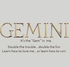 Not Gemini but still...