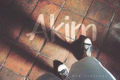 Akim Marker Typeface [-30% Intro] by Pere Esquerrà on @creativemarket