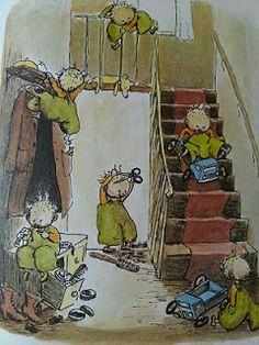 """Den vilda bebin"" My Childhood, Nostalgia, Draw, Cute, Pictures, Painting, Education, Big, Short Stories"